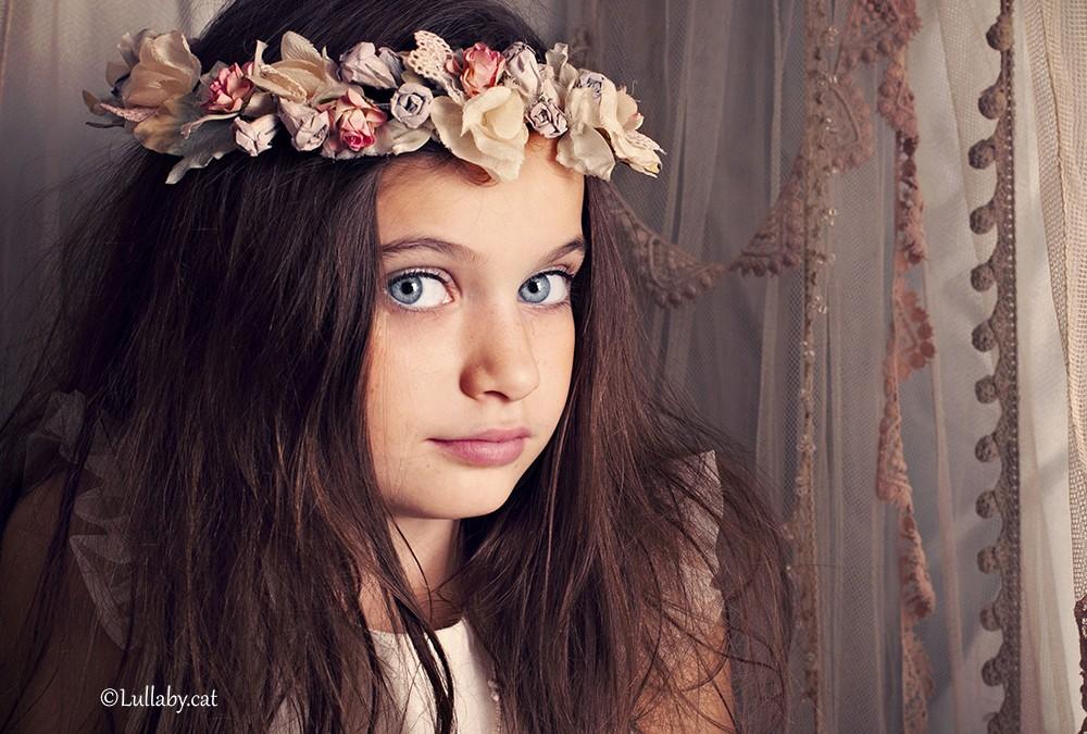 Especial sesiones fotografia infantil, colaboradores Miss Garland-Lullaby